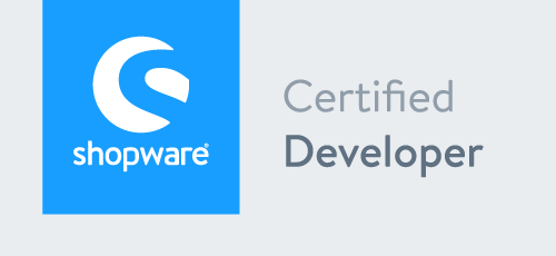 Shopware Developer Badge