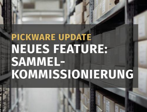 Neues Update bringt Sammelkommissionierungen für Pickware Mobile