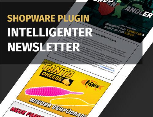 Shopwares intelligenter Newsletter – Einfache Konfi, große Wirkung